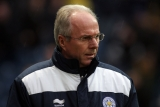 Sven Goran Eriksson, Football, Sport Photographer, Football Photographer, Stockport, Manchester, Cheshire, Lancashire, Yorkshire