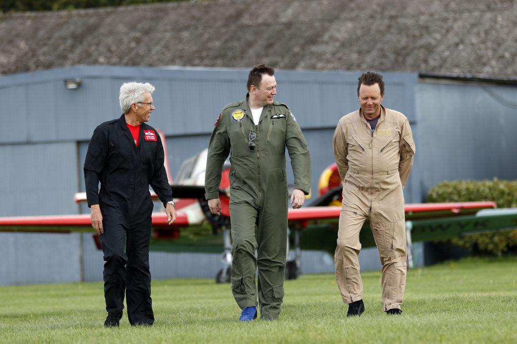 Air Race 1, Great Britain